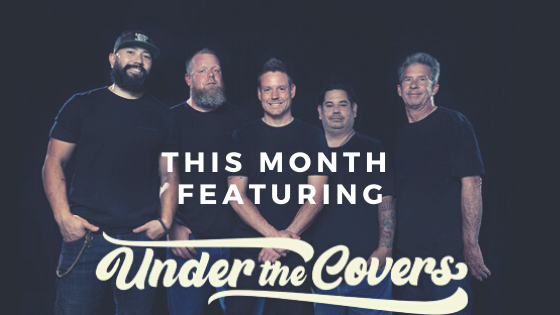 Interview with Gemini Band, Under the Covers!